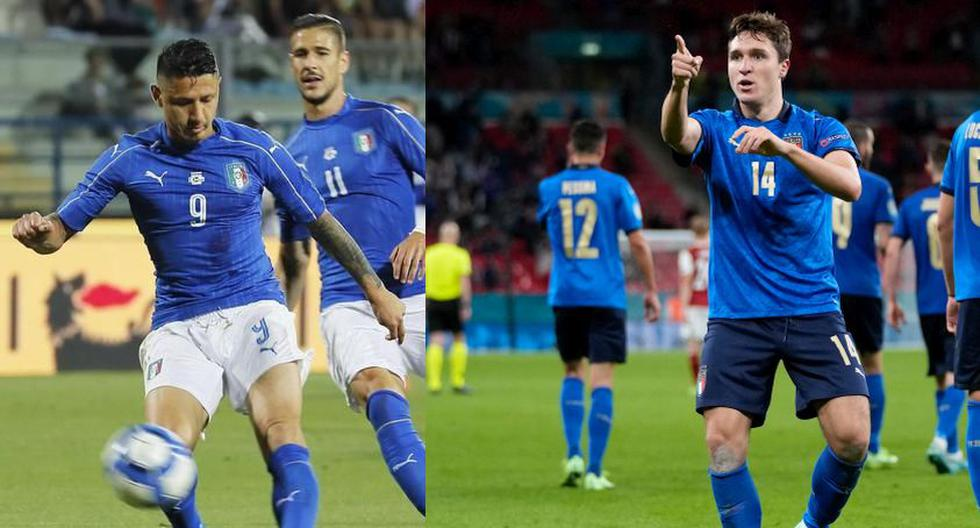 Lapadula jugó con Italia en el 2017. Solo tres jugadores se mantienen. (Foto: EFE / AFP)
