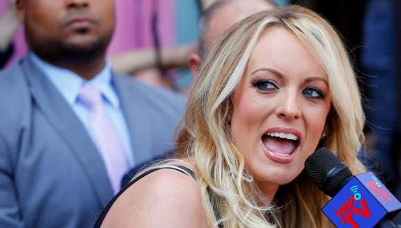 Retiran los cargos contra Stormy Daniels, la actriz porno enfrentada a Trump. (Foto: Reuters/Mike Blake)