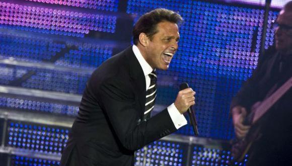 Luis Miguel abandonó concierto 15 minutos después de iniciado
