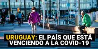 COVID-19 en Uruguay: ¿Cómo el país logró controlar el brote de coronavirus?