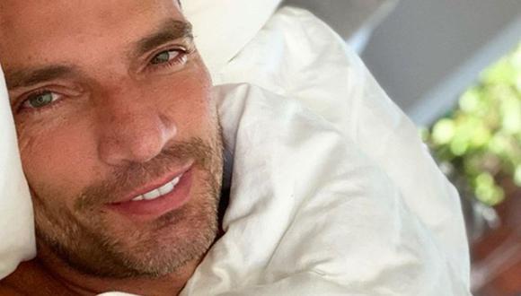 Julián Gil muestra cómo se encuentra en el día 14 con coronavirus y recibe el apoyo de las celebridades. (Foto: Instagram).