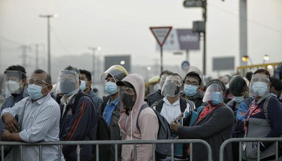 El Minsa actualizó el número de contagios  y decesos este jueves 16 de setiembre.(Foto: Joel Alonzo/GEC)