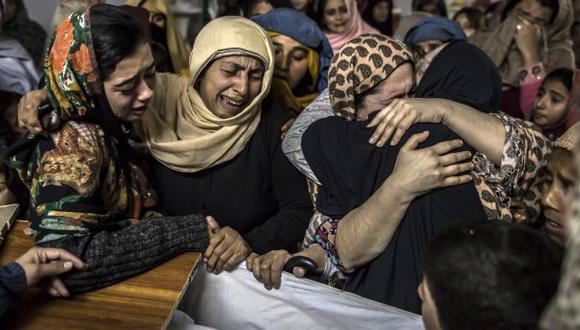 Los atentados más mortíferos en Pakistán desde el 2007