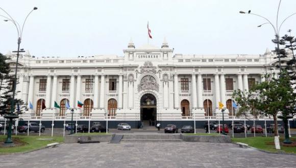 Congreso de la República (Foto: Archivo El Comercio).