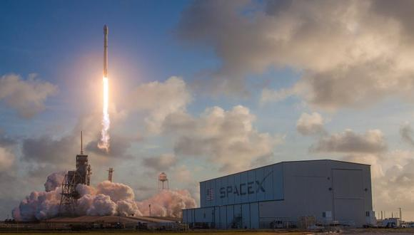 (Foto: Flickr SpaceX)