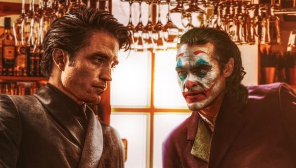 ¿El Batman de Robert Pattinson podrá enfrentarse al Joker de Joaquín Phoenix? (Foto: Instagram)