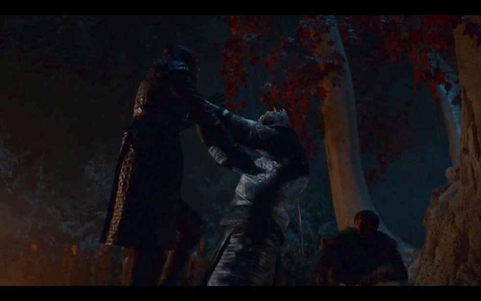 Arya Stark es interpretada por Maisie Williams. (Foto: HBO)