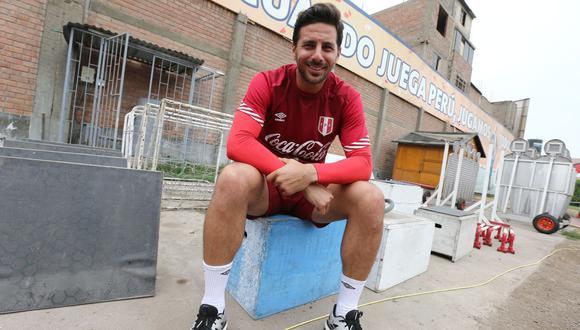 Claudio Pizarro está a un partido de culminar su carrera profesional. En esta entrevista recordamos qué respondió tras el escándalo del Golf Los Incas con la selección peruana. (Foto: GEC)