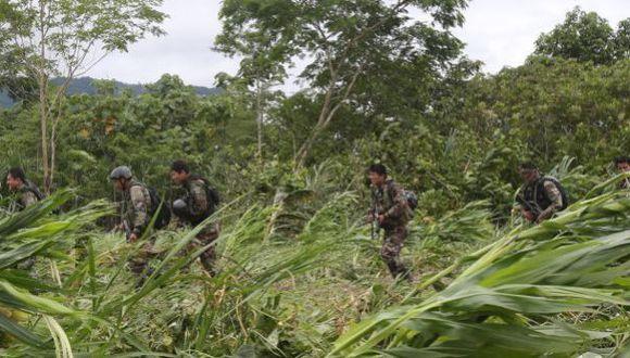 Vraem: cabo murió en ataque terrorista a patrulla del Ejército