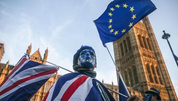 La NFIA dice estar actualmente en discusión con más de 400 compañías sobre una posible traslado a Holanda, lo que incluye a sociedades británicas. (Foto: AFP)