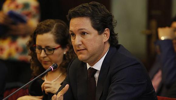 "Salaverry: ""Fujimori ya pagó errores que pudo haber cometido"""