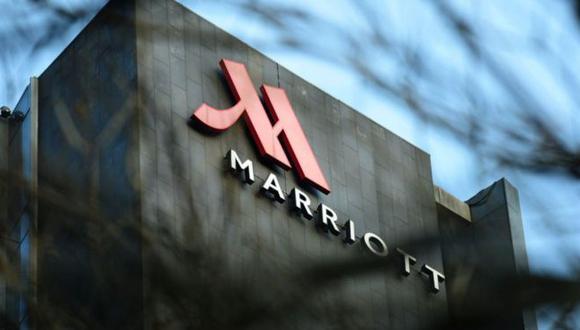 Marriott informó que los hackers accedían a información de sus clientes desde 2014. (Foto: Getty)