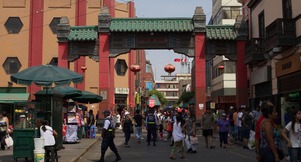 Una parada obligada: la Calle Capón. Dirección: Cuadra 1 del jirón Ucayali, Cercado de Lima.(Foto: Archivo El Comercio)