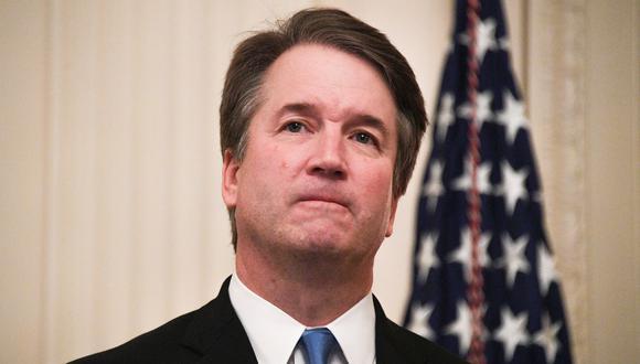 Brett Kavanaugh: juez de la Corte Suprema de Estados Unidos afronta nueva acusación de connotación sexual. (AFP).
