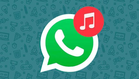 ¿Quieres cambiarle de sonido a todos tus contactos de WhatsApp cuando recibas un mensaje? Usa este truco. (Foto: WhatsApp)