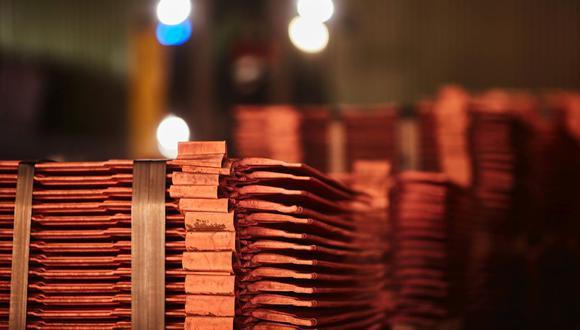 Chile es el mayor productor mundial de cobre. (Foto: Bloomberg)