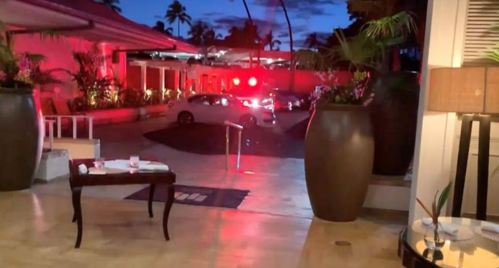 US: Man entrenched in Honolulu hotel found dead