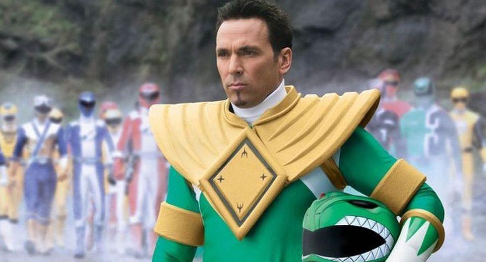 Jason David Frank, el recordado 'Tommy' de los Power Rangers, también estará entre los invitados de la Comic Con Lima 2019. (Foto: Captura