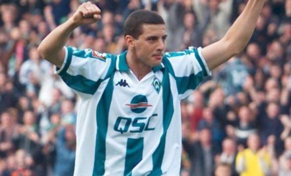 Claudio Pizarro llegó al Werder Bremen en 1999, luego de vestir la camiseta de Alianza Lima. (Foto: AP)