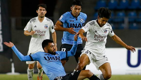 Colo Colo no pudo sumar de a 3 en su visita a Iquique | Foto: Colo Colo