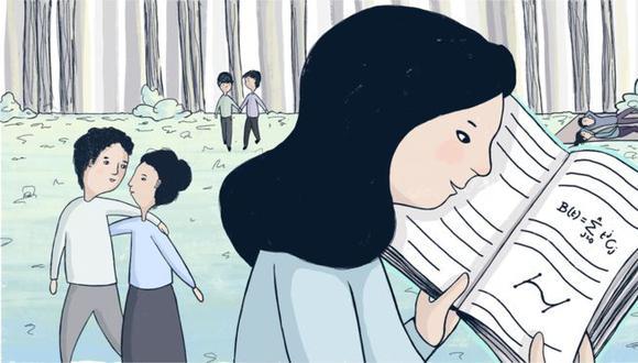 Algunas personas viven tranquilas sin experimentar deseo sexual. (Imagen: Sumi Senthinathan)