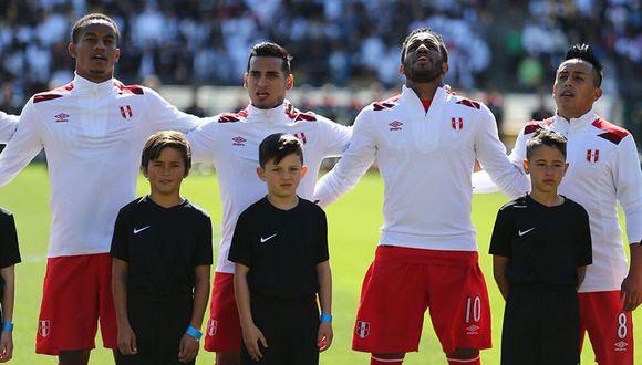 Ante Nueva Zelanda fue la única vez que la selección peruana jugó Eliminatorias fuera de Sudamérica. (Twitter Selección Peruana)