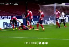Atlético de Madrid vs. Valencia: Joao Félix empató para los 'colchoneros' | VIDEO