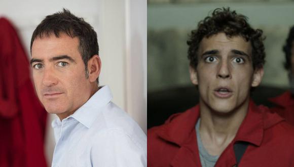 """El equipo creativo y de dirección de """"La casa de papel"""" está compuesto por Álex Pina, Javier Gómez y Jesús Colmenar. (Foto: Difusión)"""