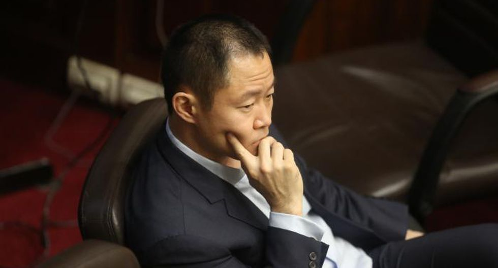 Kenji Fujimori aseguró que no volverá a Fuerza Popular. (Foto: GEC)