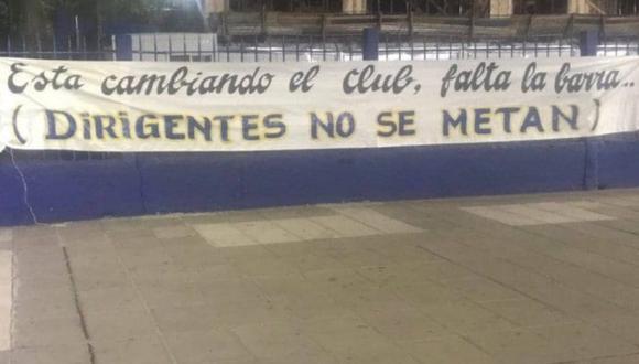 La interna de la barra de Boca Juniors al rojo vivo. La facción de Di Zeo se enfrenta a la de Walter Coronel.