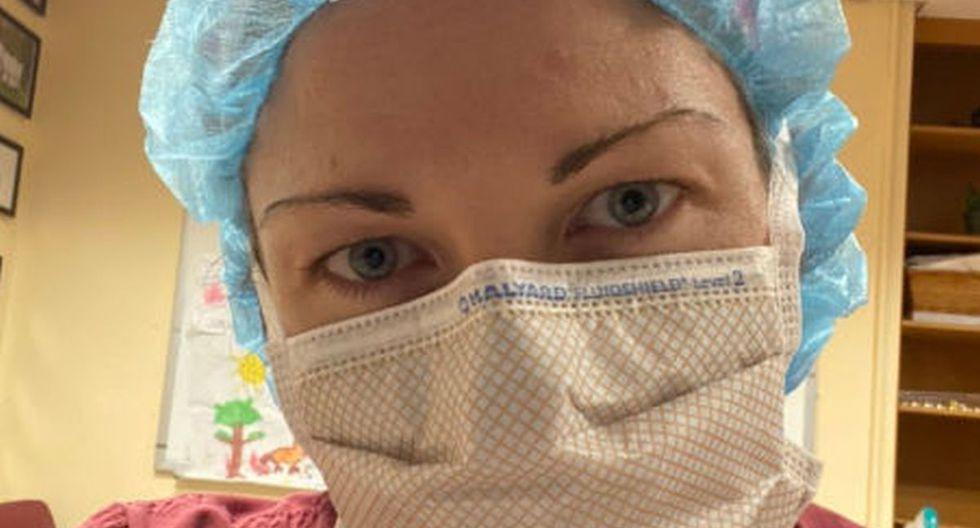 La doctora Cornelia Griggs es todo un ejemplo para sus hijos. (Twitter: @CorneliaLG)