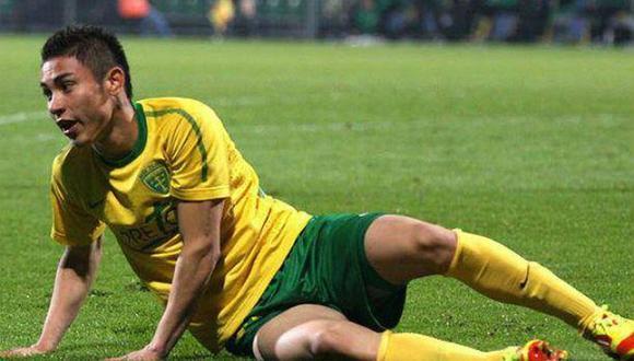 Jean Deza jugó dos temporadas en el MSK Zilina, marcando cuatro goles. (Foto: Twitter de MSK Zilina)