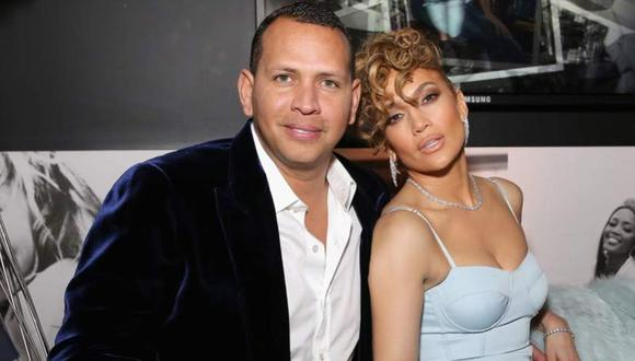 Jennifer López y Álex Rodríguez iniciaron su relación en 2017 y se comprometieron durante sus vacaciones en Las Bahamas, en marzo de 2019. (Foto: AFP)