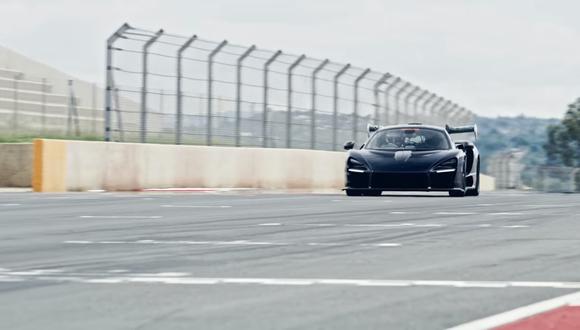 La producción del McLaren Senna, el último superdeportivo británico, se ha limitado a 500 unidades. (Fotos: McLaren).