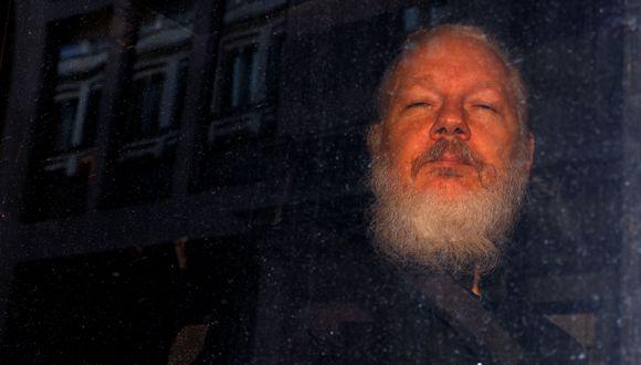 Julian Assange: tribunal de Suecia decidirá el lunes solicitud de extradición del fundador de WikiLeaks desde el Reino Unido. (Reuters).