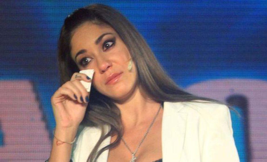 Tilsa Lozano denunció que su Facebook fue hackeado