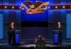 Estados Unidos: Trump se muestra más agresivo en ataques contra Biden a dos días del debate final