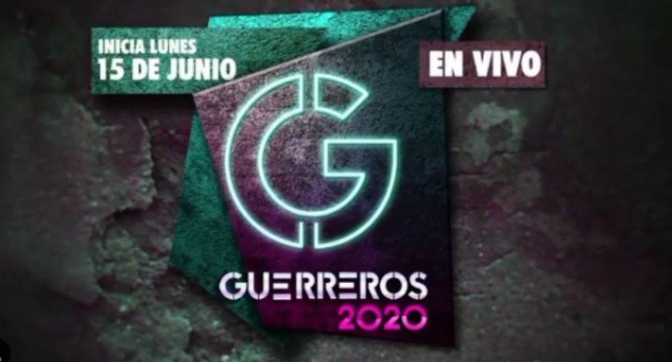 """Televisa estrenará """"Guerreros 2020"""" en la quincena de junio tras adquirir el formato de """"Esto es Guerra"""". (@guerreros2020mx / @coachmemocorral)."""
