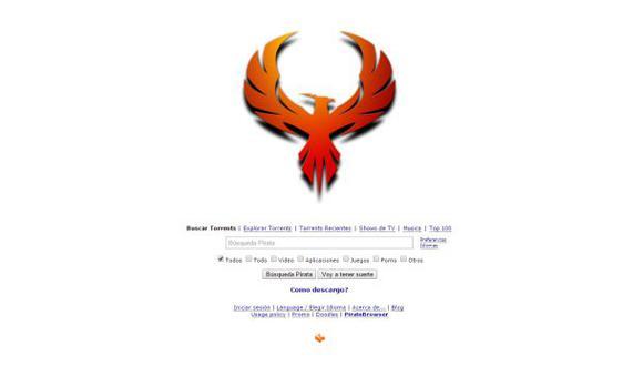 Pirate Bay resurge como el ave Fénix