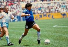 ¿Por qué fue casi perfecta actuación de Maradona en México 86? Cinco goles y cinco asistencias