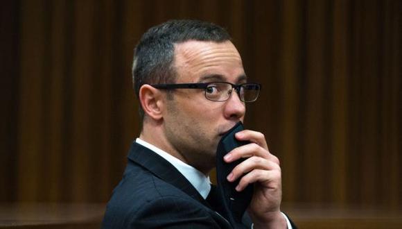 ¿Pistorius está loco o no? Hoy empezó exámenes psiquiátricos