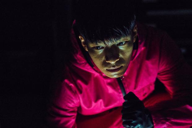 Hang Jun-Ho (Wi Ha-Joon) es un oficial de la policía surcoreana. (Foto: Netflix)