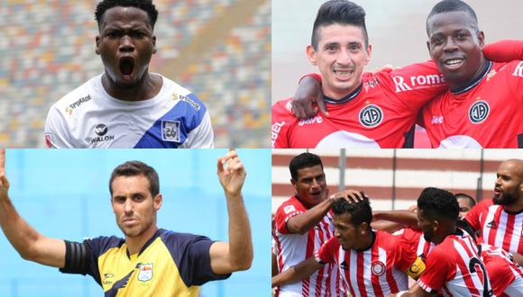 Liga 2 EN VIVO: conoce a los equipos que pasarán a la final del torneo.(Foto: FPF)