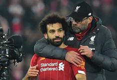 """Mohamed Salah sobre su renovación con Liverpool: """"Si me preguntas por mi futuro, no lo sé"""""""