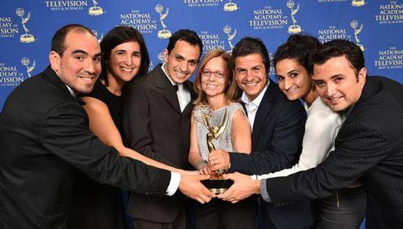 Peruanos ganan el Emmy por documental sobre trata de mujeres