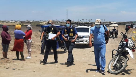 El crimen de un agente de seguridad particular conmocionó a los lambayecanos | Foto: GEC / Referencial