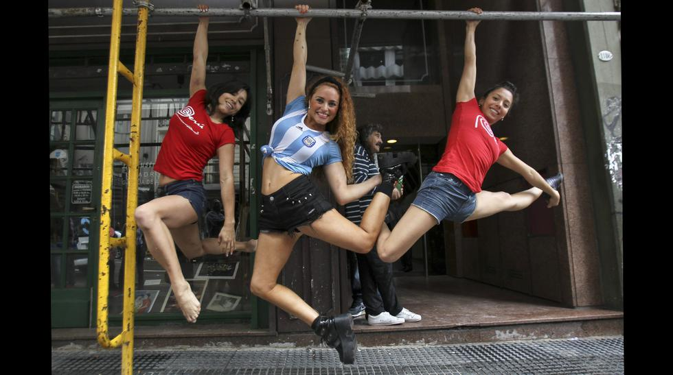 Campeonato Sudamericano de Pole Dance y Pole Sport en Argentina - 1