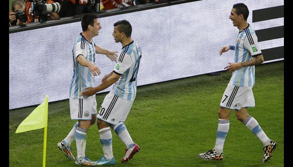 GUÍA TV: Hoy juega Argentina con Messi, Agüero e Higuaín