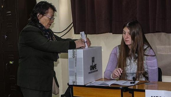 Consulta aquí el link oficial de la ONPE para saber dónde te toca votar en la segunda vuelta electoral. FOTO: GEC.