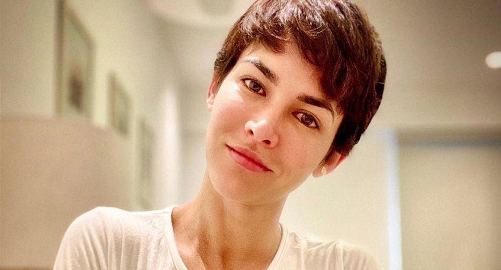 Anahí de Cárdenas reaparece en televisión  (Foto: Instagram)